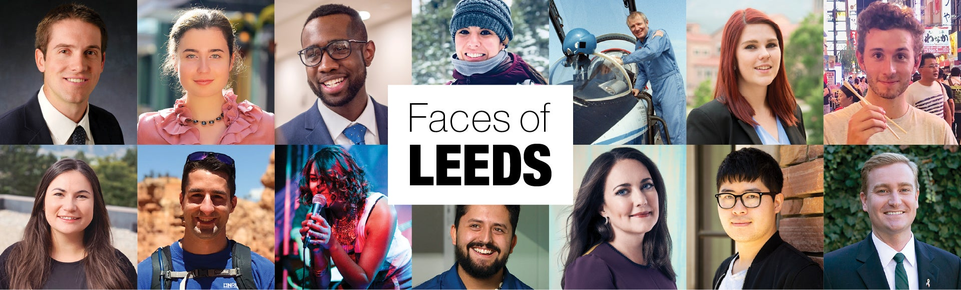 Faces of Leeds