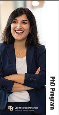 Phd brochure cover