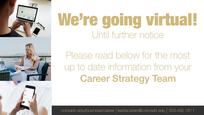 Career - Virtual FAQ