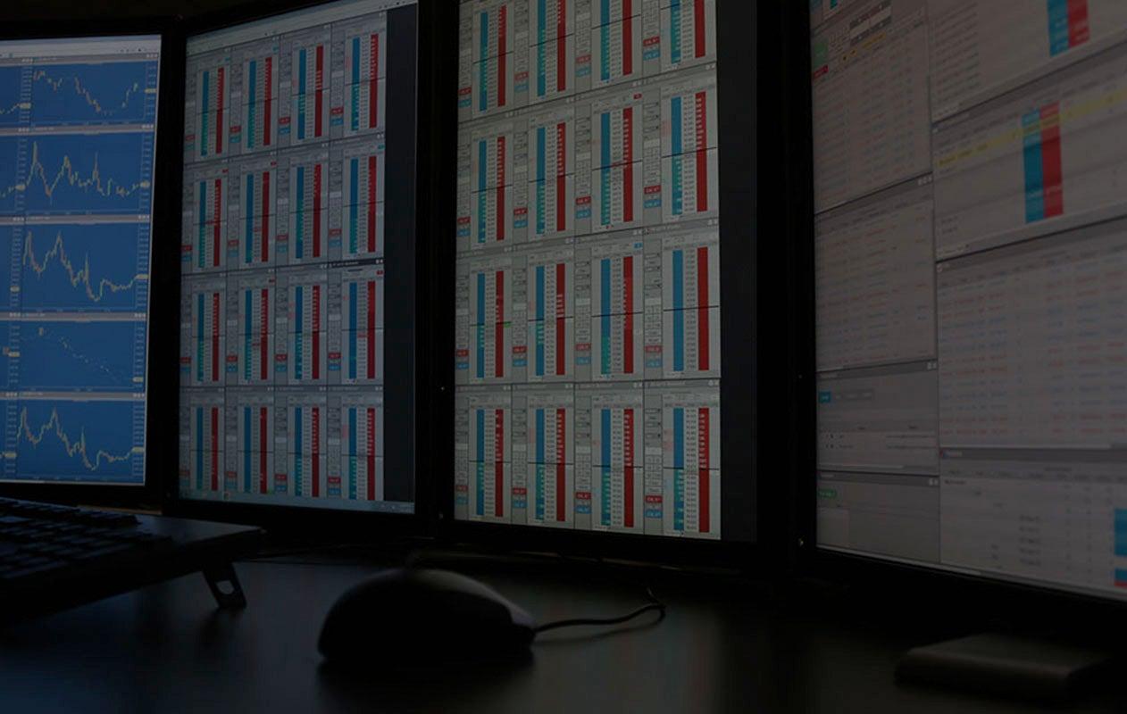 Trading Technologies platform screen