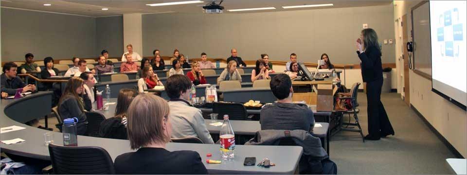 Harvard Classroom Design : Leeds school of business university colorado boulder