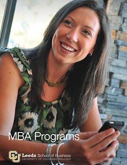 Colorado Top MBA program