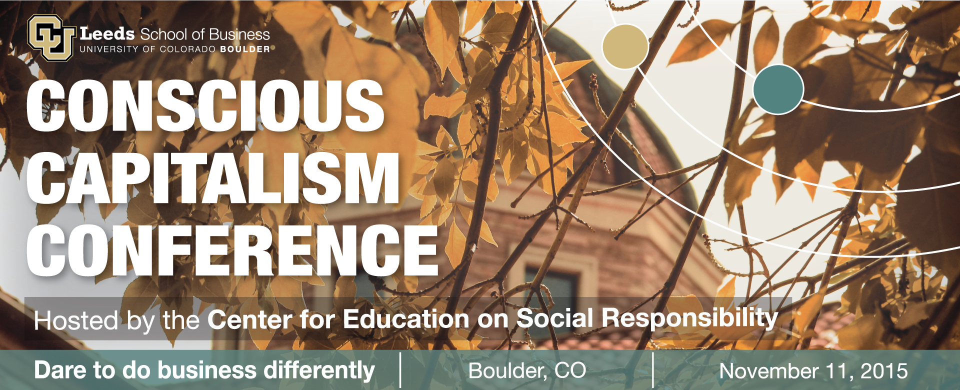 Conscious Capitalism Conference, Center for Education on Social Responsibility