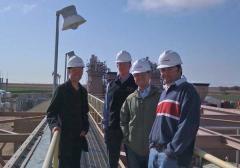 Power Plant Visit