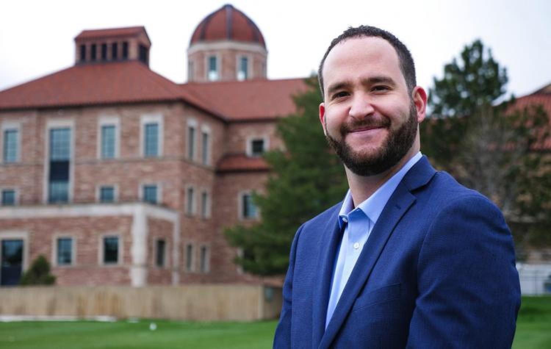 Graduate program alumni Carlos Pena