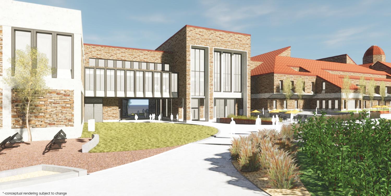 Leeds Building Expansion Image