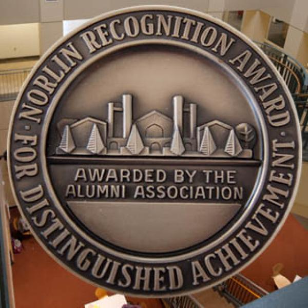 George Norlin Award at the Leeds School of Business CU-Boulder