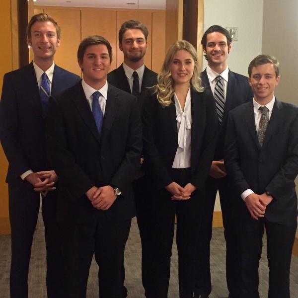 2016 Cornell Undergraduate Case Competition