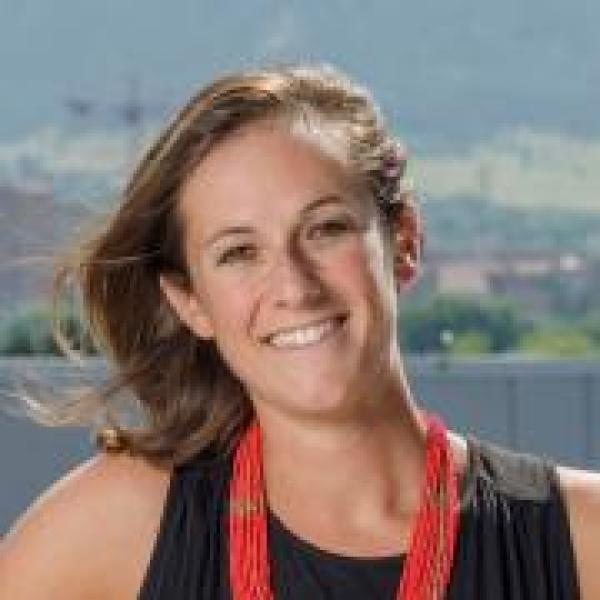 Jenny Gerson (MBA '14) | Zayo Group