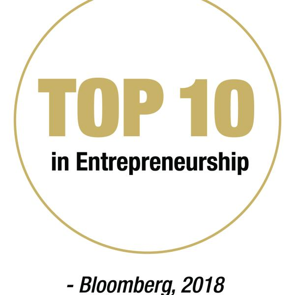 Top 10 in Entrepreneurship
