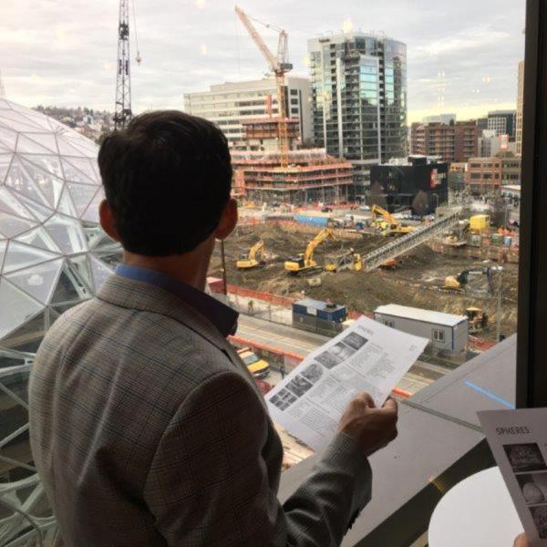 2017 Seattle Trek   Leeds School of Business   University of