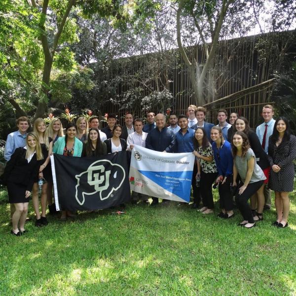 The Hernando de Soto initiative