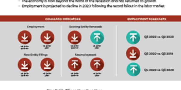 Colorado Secretary of State Q2 2020 Indicators Report