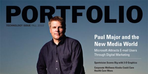 Fall 2010 Portfolio for the Leeds School of Business