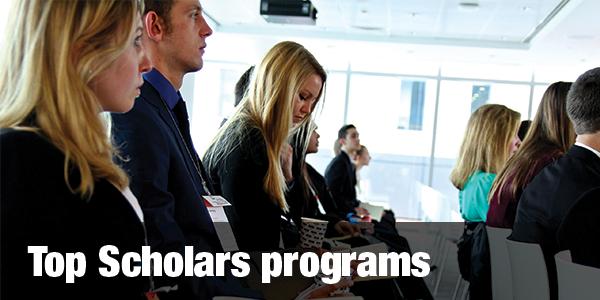 Top Scholars program