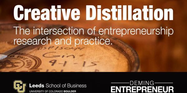 Creative Distillation