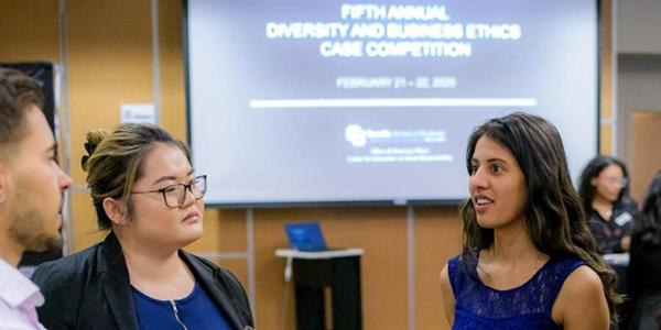 Diversity and Business Ethics Case Competition (D.B.E.C.C.)
