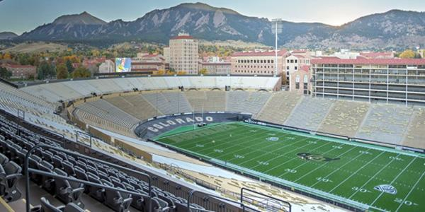 Folsom field and the location for the Burridge Conference