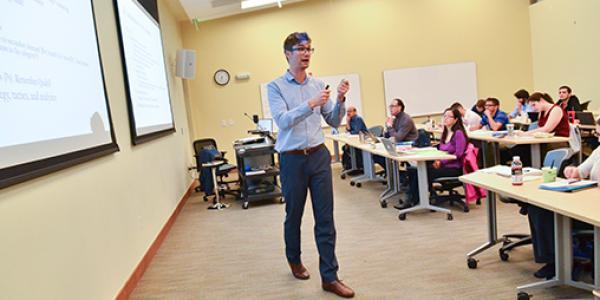 leeds faculty teaching