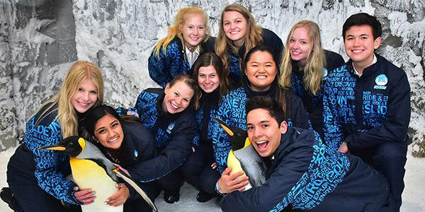 Leeds-Honors students image for the FAQ section