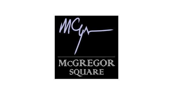 McGregor_square_sponsor logo  as a sponsor for the event