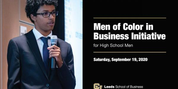Men of Color in Business Initiative