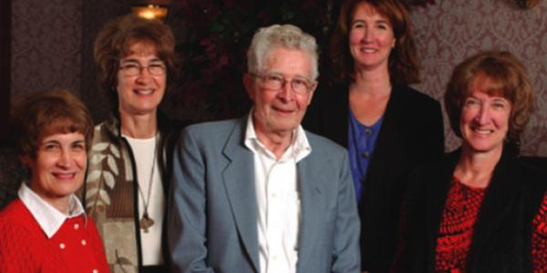 professor emeritus chauncey beagle and family story of giving to Leeds