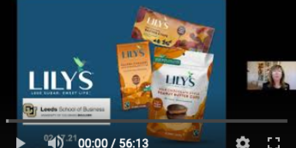 Managing a High Growth, Better For You Snack Company During COVID
