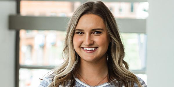 Sierra Stein Gusto employee and leeds honors alumnus.png