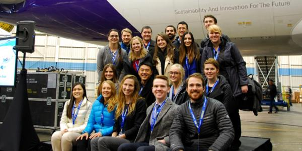 Social Responsibility and Sustainability Track students