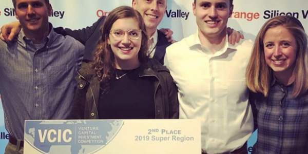 venture capital investment team leeds school of business 2019