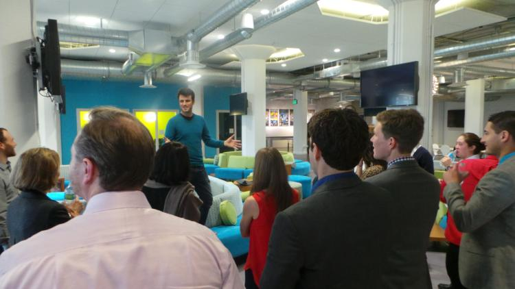 CSR Career Trek Reveals Rise of Sustainable Business