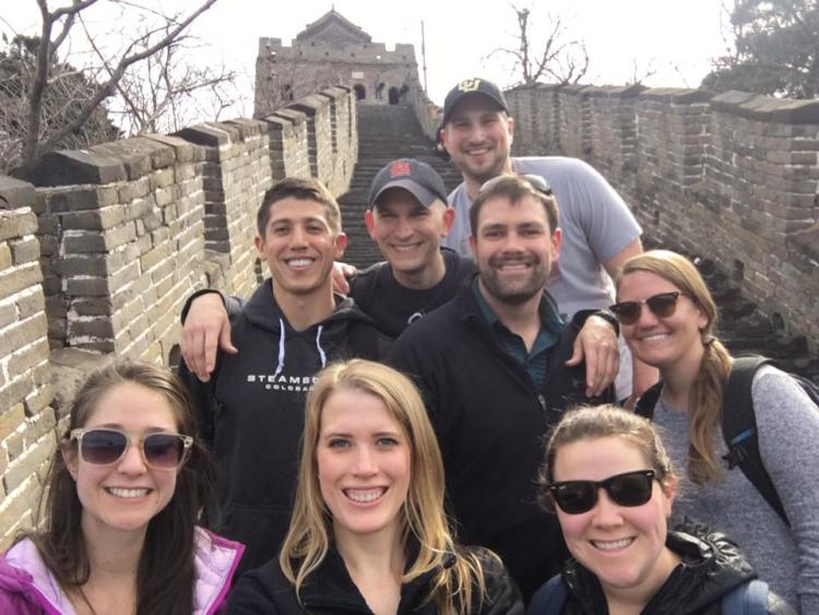 MBAs in China!