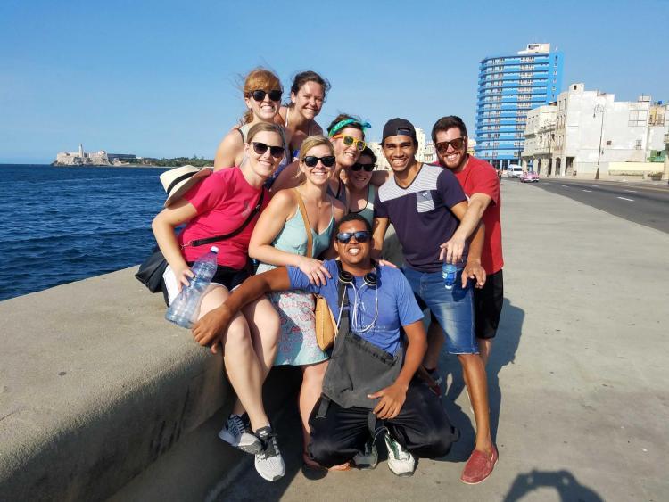 MBAs in Cuba!