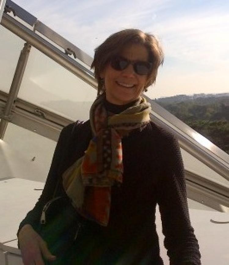 Terri Bourne, CESR Board Member