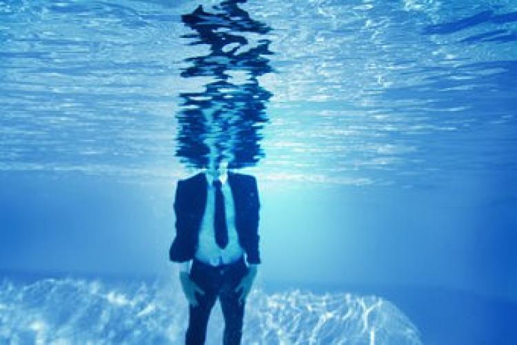 Corporate social responsibility, water crisis