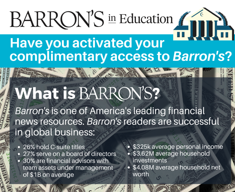 Barron's in Education Overview