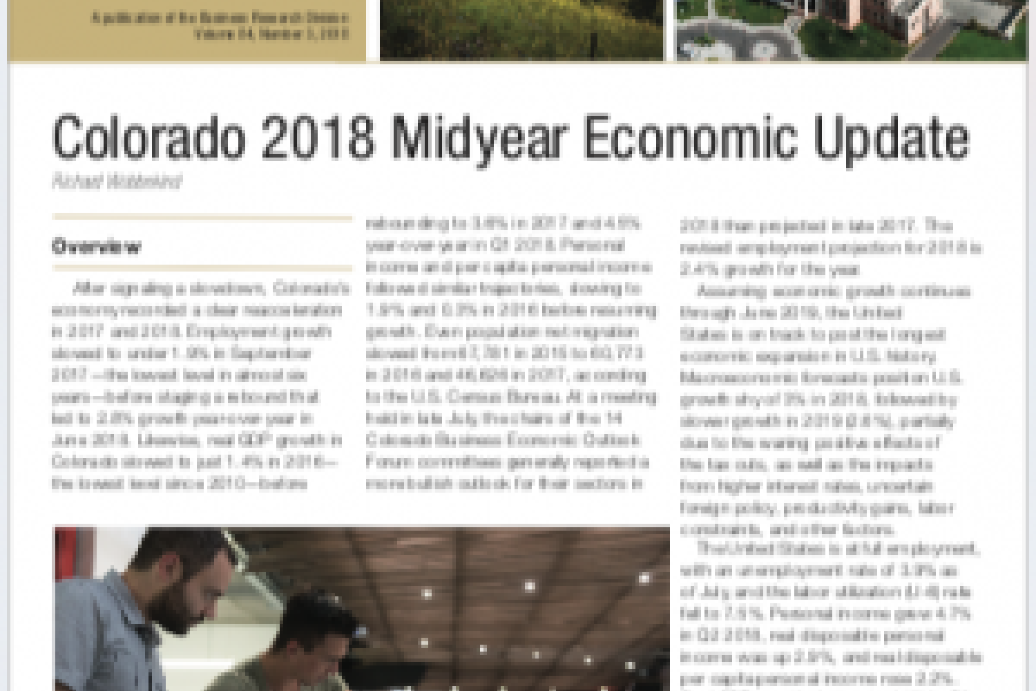 BRD Mid Year Report
