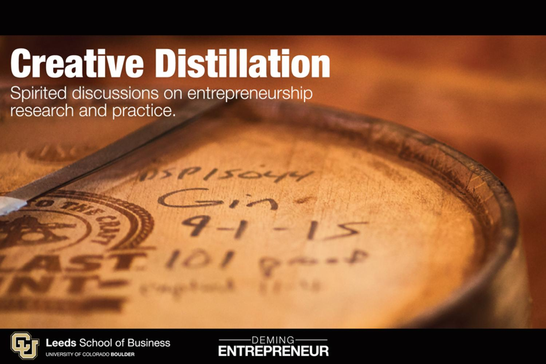 Creative Distillation Research Podcast Episode 18 Banner