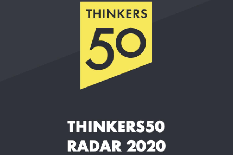 Thinkers50 award Stefanie Johnson