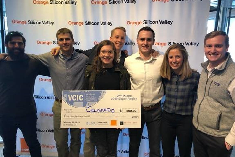 VCIC Team CU Boulder Leeds School of Business