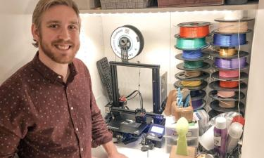 Chris Seighman - Rocky Mountain 3D Printing