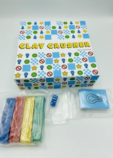 Clay Crusher