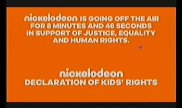 Nickelodeon Stands Against Racism