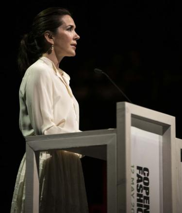 Copenhagen Fashion Summit, Crown Princess Mary of Denmark