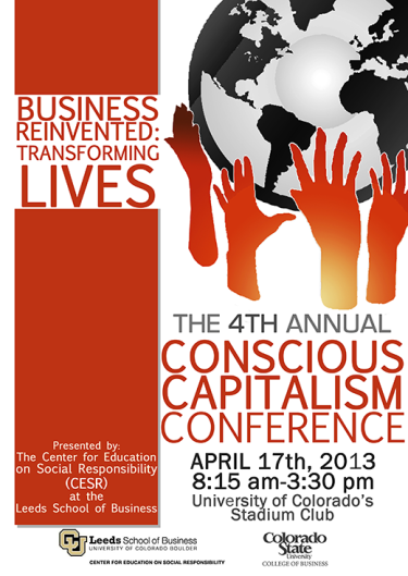 Social Responsibility of Business | 2013 Conscious Capitalism Conference