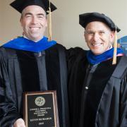Kevin McMahon, Frascona Teaching Award