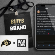 Buffs with a brand