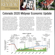 Colorado Business Review, Issue 3, 2020