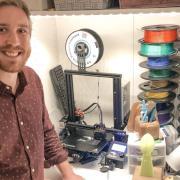 Alumni Spotlight: Chris Seighman - Rocky Mountain 3D Printing